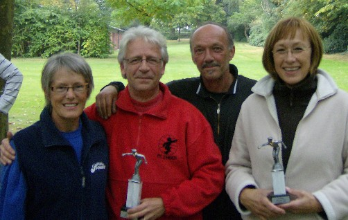 Die Sieger der Etappe Varel 2009