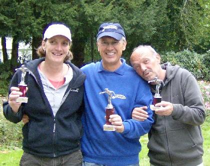 Ulrike Benning, Peter Teichmann und Günter Lünstedt