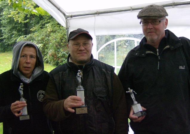 Hedy Schlotterbeck, Ralf Brauner und Wolfgang Lendzion