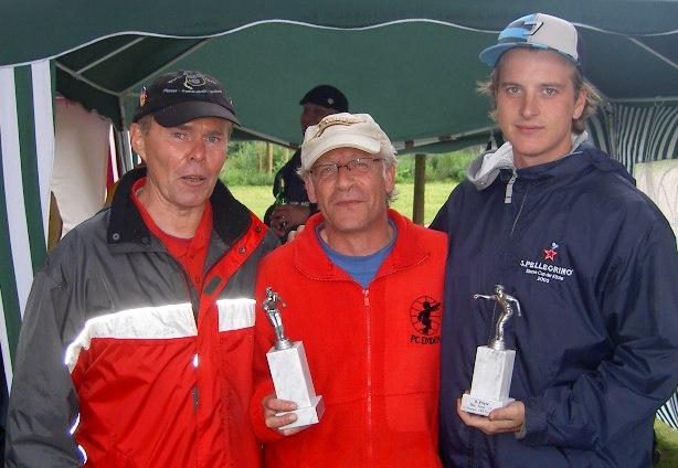 Wilfried Lumma, Michael Frantz-Wielstra und Sylvain Ramon