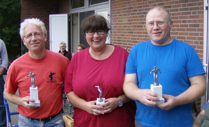 Michael Frantz-Wielstra, Monika Lorenz und Ralf Brauner